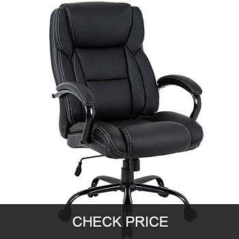 BestMassage High-Back and Tall 500lb Office Chair for Plus Size