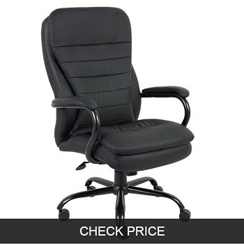 Boss Office Products B991-CP Plus Size Chair