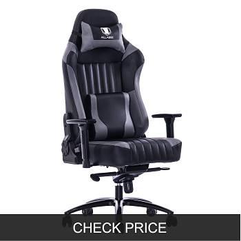 KILLABEE Big and Tall 400lb Memory Foam Gaming Chair