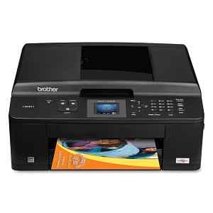 Brother MFCJ425W Wireless Color Printer