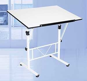 Easel Master ArtDrawingCraft Table