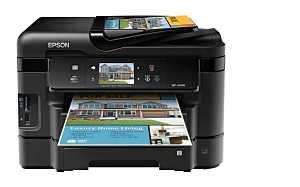 Epson WorkForce WF-3540 Wireless Printer