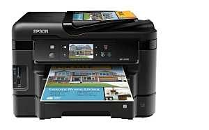 Epson WorkForce WF-3540 Wireless Printer
