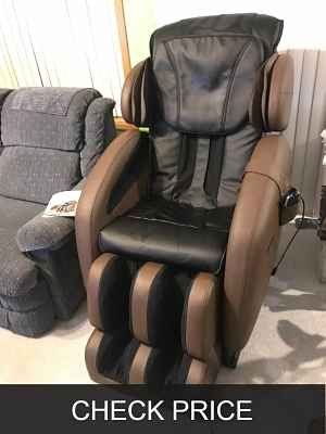 Kahuna Massage Chair LM-6800 Zero Gravity Full-Body Recliner