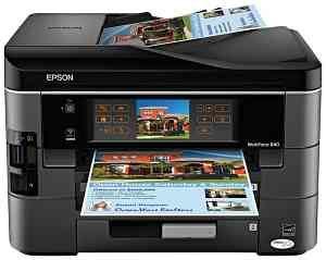 The Epson WorkForce 840