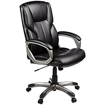 AmazonBasics High-Back Executive Office Chair