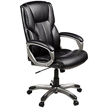 AmazonBasics High-Back Executive Office Chair