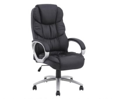 High Back Executive Pu Leather Chair