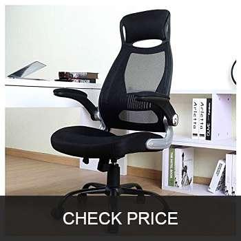 BERLMAN High Back Mesh Office Chair