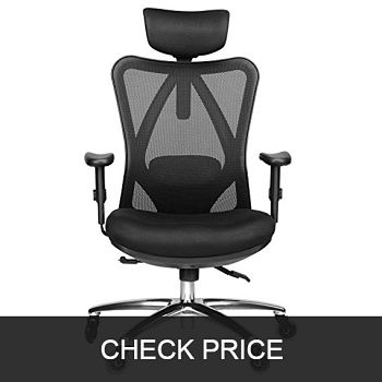 Duramont Ergonomic Adjustable Office Chair.