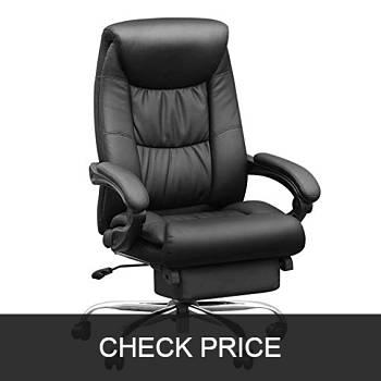 Magnificent Top 6 Best Reclining Office Chair Officechairjudge Inzonedesignstudio Interior Chair Design Inzonedesignstudiocom