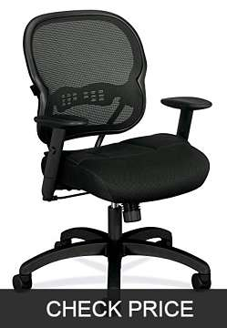 HON Wave Mid-Back Chair