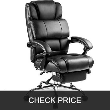 Merax Portland Technical Big & Tall Executive Recliner