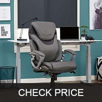 Serta 43807 Air Health and Wellness Executive Office Chair