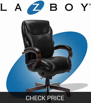 La-Z-Boy Hyland Executive Office Chair