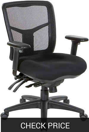 Office Star ProGrid Back FreeFlex Seat Managers Chair
