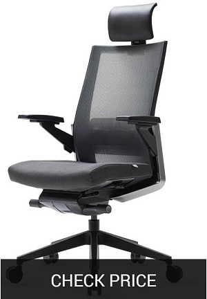 SIDIZ T80 Office Chair