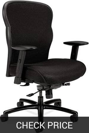 HON Wave Mesh Executive Chair