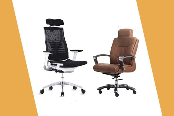 Mesh Vs Leather Office Chair