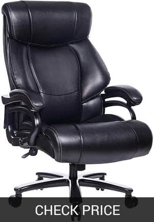 REFICCER Plus Size Office Chair.