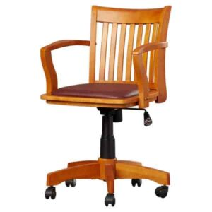 Why A Wooden Office Chair Is Still Better Than A Steel or Plastic Chair