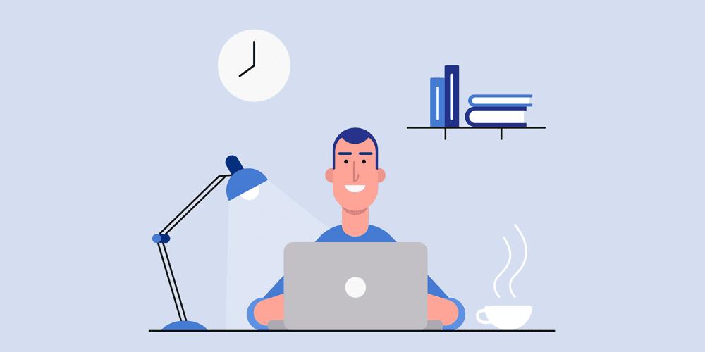 Work from home ergonomics