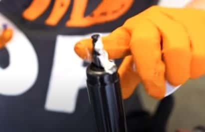 gasket shaft lubrication